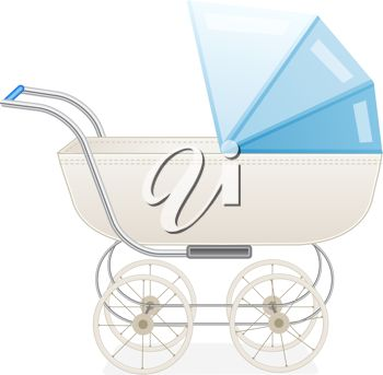 A child's buggy