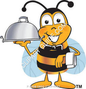 Cartoon Bee Server