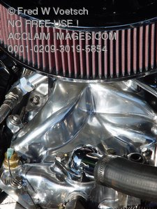 Hot Rod Engine Photos and Pictures
