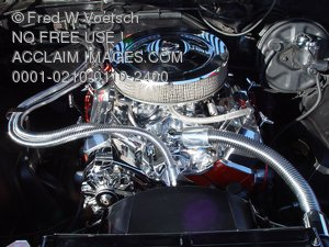 Photos of Car Engines and Motors