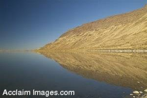 Stock Photography of Lake Abert Oregon