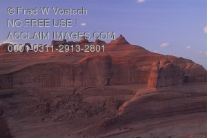 Stock Photo of Delicate Arch at Arches National Park