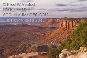 Stock Photo of Canyonlands National Park, Utah