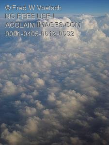 Stock Photo of Clouds