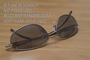 Stock Photo of Sunglasses