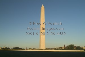 Stock Photo of the Washington Monument