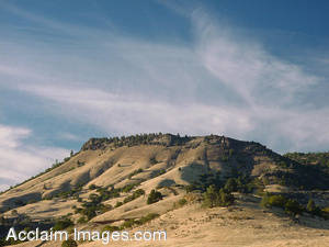 Stock Photo of Southern Oregon Scenery