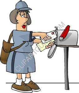 Mail Woman