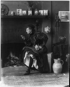 Free Picture of Frances Benjamin Johnston