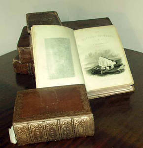 Free Picture of Antique Books: Woodward