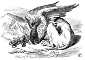 Sleeping Gryphon