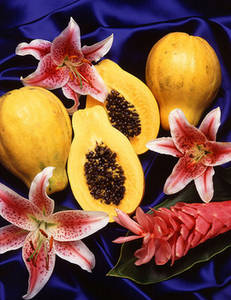 Free Photo of Hawaiian Papayas