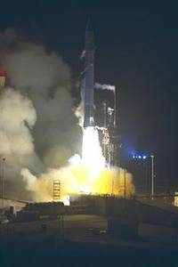 Free Photo of a Rocket Launch