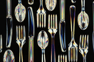 Photo of Plastic Silverware