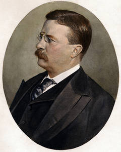 Free Colorized Photo of President Theodore Roosevelt, 1904