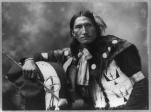 Free Picture of Eddie Plenty Holes-Sioux Indian