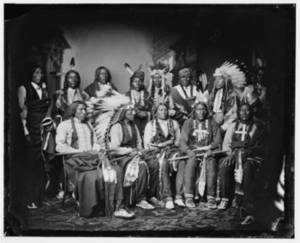 Free Photo of Sioux Indian Chief Red Cloud