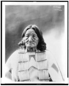 Free Photo of an Elk Woman-Sioux Indians