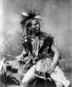 Free Picture of John Comes Again-Sioux Indian Chief