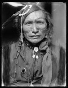 Free Picture of Iron White Man-Sioux Indian Chief