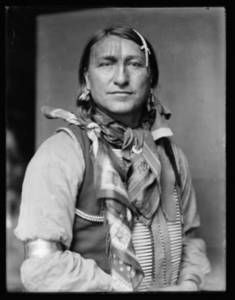 Free Picture of Joe Black Fox-Sioux Indian Chief