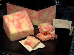 Free Photo of Red Veined Windsor Cheese