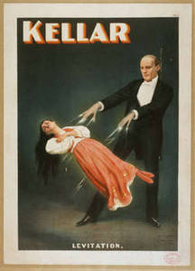 Free Picture of A Vintage Poster for Kellar the Magician, 1894