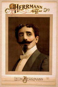 Free Promotional Picture of Herrmann the Great Co., Magician