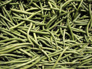 Free Photo of Whole Green Beans