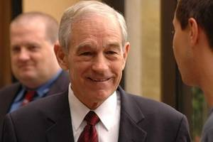 Free Picture of Congressman Ron Paul