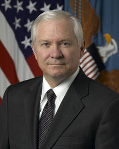 Free Picture of Secretary of Defense Robert Gates