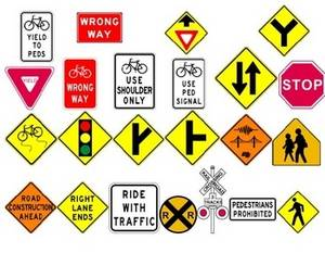 Free Picture of Traffic Signs