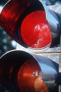 Free Picture of a Traffic Light