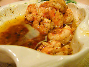 Free Food Picture of Scampi
