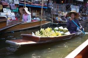 Free Picture of Water Market Boat, Thailand. Click Here to Get Free Images at Clipart Guide.com