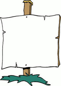 free clipart picture of a blank sign rh clipartguide com blank caution sign clipart blank wood sign clipart