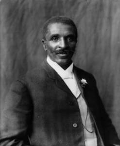 Free Portrait Picture of George Washington Carver, 1906