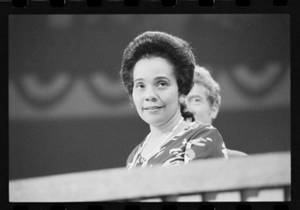Free Picture of Coretta Scott-King at the Democratic National Convention, New York City, 1976. Click Here to Get Free Images at Clipart Guide.com