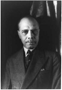 Free Picture of a Portrait of James Weldon Johnson