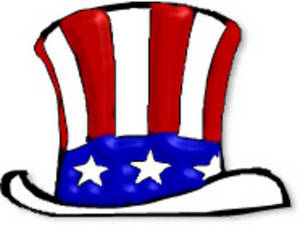 clipart picture of uncle sam s hat rh clipartguide com Independence Day Clip Art Bing Images of Uncle Sam