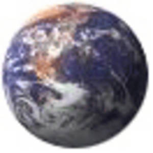 Free Clipart Picture of the Earth