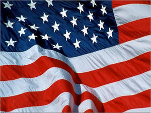 Free Clipart Image of an American Flag Background