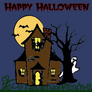 Free Haunted House Clipart Picture