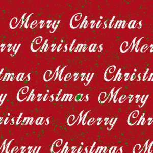 Free Clipart Picture of a Red and Green Christmas Background