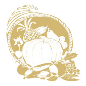 Free Clipart Picture of Cornucopia