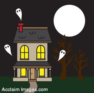 Haunted House With Ghosts