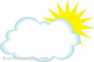 Cloud With Sun