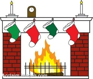 clipart of a fireplace at christmas rh clipartguide com fireplace fire clipart fireplace clipart