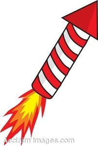 red rocket firework clip art rh clipartguide com firework clip art free fireworks clipart black and white