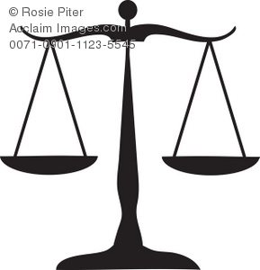 the scales of justice legal system symbol in silhouette royalty rh clipartguide com lawyer scales of justice clip art lawyer scales of justice clip art